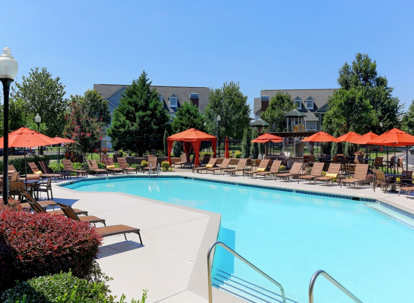 Cason Estates Apartments Resort-Inspired Pool